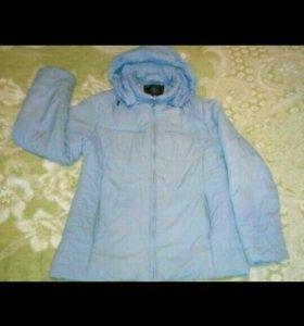Куртка десисезонная