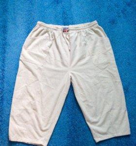Штаны бриджи брюки новые большой размер котон❗️❗️