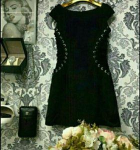 Платье- корсет Versace