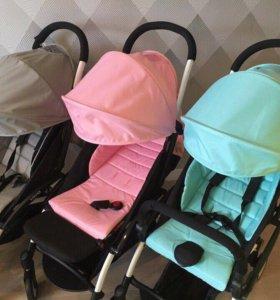 Детские коляски BabyTime, YOYA