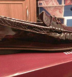 Мокасины m&men shoes