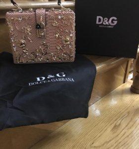 Сумка Dolce Gabbana