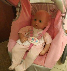 Складная коляска BABY BORN