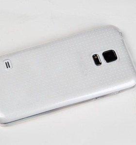 Силиконовый чехол для Samsung Galaxy S5 mini