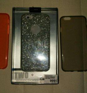 3 Чехла для iPhone 6/6s