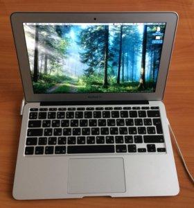 Быстрый и лёгкий MacBook Air 11 дюймов 2010 года