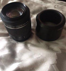 Объектив Sony DT 55-200mm