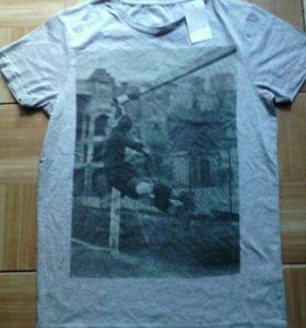 Новая футболка 46 р