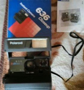 Фотоаппарат поларойд 636, Polaroid