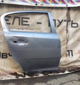 Дверь задняя правая Opel Corsa D