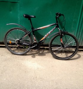 Велосипед stern dynamic 2