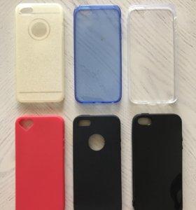 Чехлы на iPhone 5s,SE