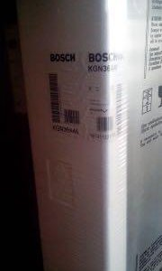 Холодильник Bosch kgn36x45