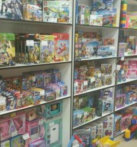 Магазин детских игрушек
