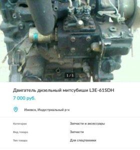 Двигатель L3E-61SDH