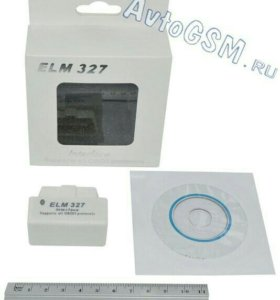 Автосканер Elm327 считыватель ошибок