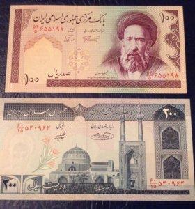 Банкноты Ирана