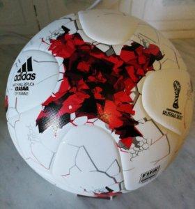 """Мяч футбольный новый """"кубок конфедерации"""""""