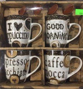 Кофейный подарочный набор