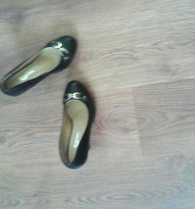 Туфли на шпильке (4 см)