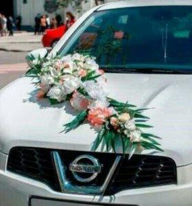 Авто для свадеб.