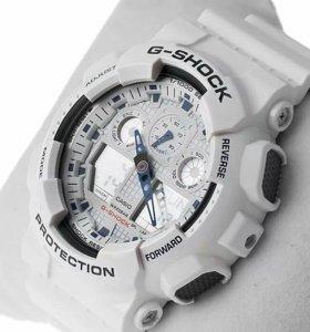 G-shock white с доставкой