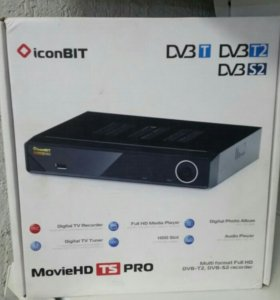 Медиаплеер iconBIT Movie HDTS Pro