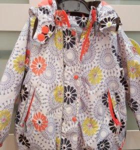 Курточка для девочки Reima р 98