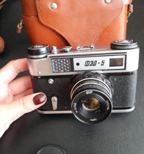 Фотоаппарат СССР ФЭД - 5