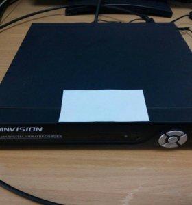Видеорегисирвтор для видеонаблюдения