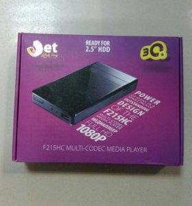 Медиаплеер 3Q f215 HC