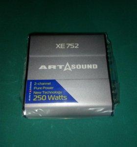 Двухканальный усилитель Art Sound XE 752