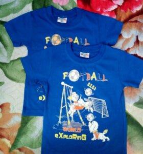 Продам футболочки на мальчиков