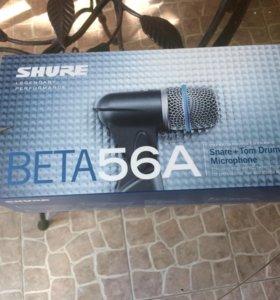 Микрофон shure 56A