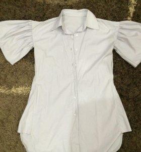 Рубашка платье