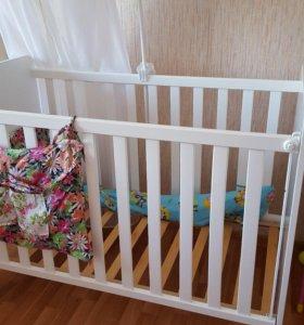 Кроватка детская Micuna /Испания/