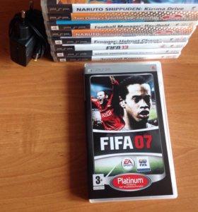 FIFA 07 ( PSP )