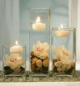 Продам интерьерные свечи