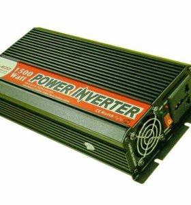 Инвертор автомобильный 1500W LEDO Premium