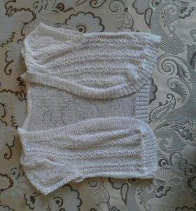 Балеро вязаное 40 42 44 размер