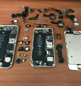 Запчасти Apple iPhone