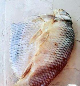 Продаем сушеную рыбу