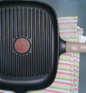 Сковорода гриль Tefal