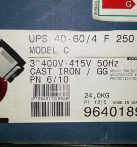 Насос Grundfos UPS 40-60/4