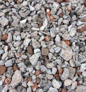 📌 Рецикл - дроблёный бетон