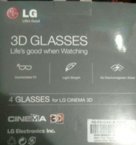 3D очки LG