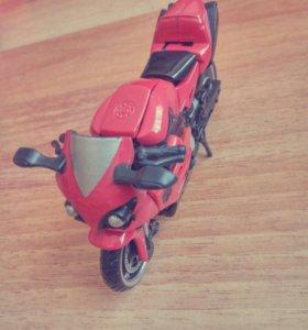 Мотоцикл-Трансформер