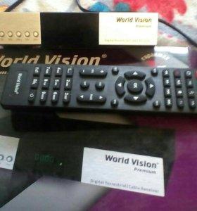 Цифровой ТВ ресивер