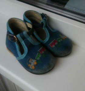 Ботиночки для малыша.