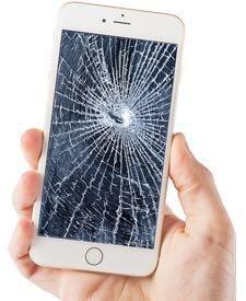 Замена разбитого стекла/дисплея iPhone